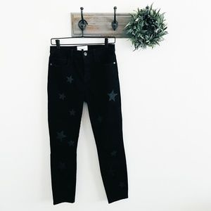 Current/Elliott Star High Waist Stiletto Jeans 27
